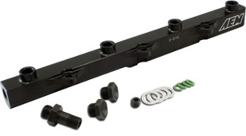 AEM Fuel Rail for Honda S2000 2000-2005 (25-112BK)