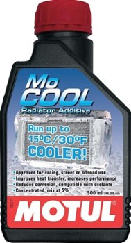 MoCOOL (RADIATOR ADDITIVE) (1/2 liter) (Motul 847405)
